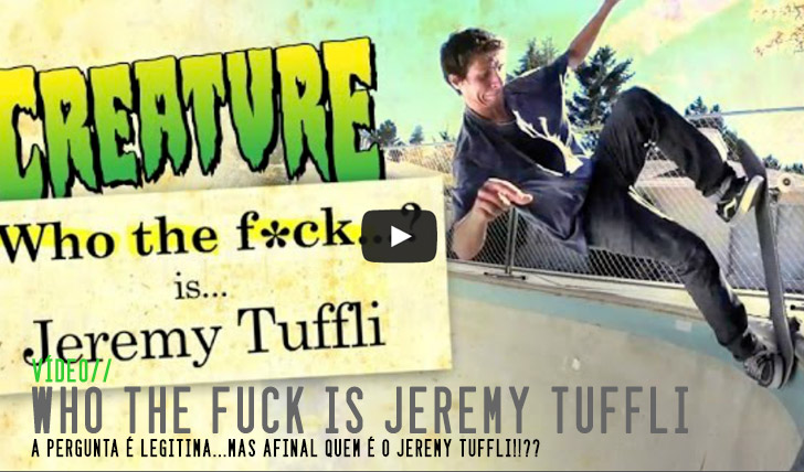 6012Who The F#ck is Jeremy Tuffli || 2:26