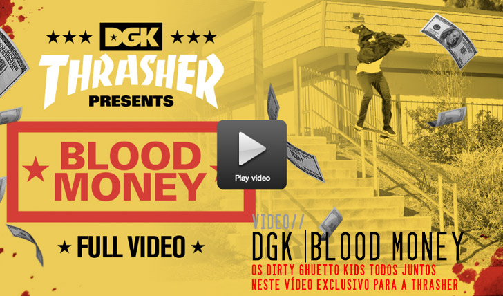 6716DGK Blood Money || 14:17