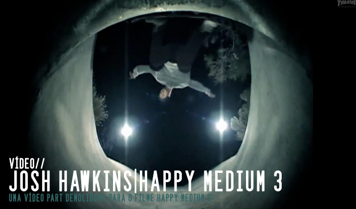 "6577Josh Hawkins' ""A Happy Medium 3"" 