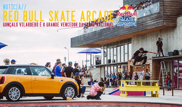 6501RED BULL Skate Arcade|Resumo da Final Nacional