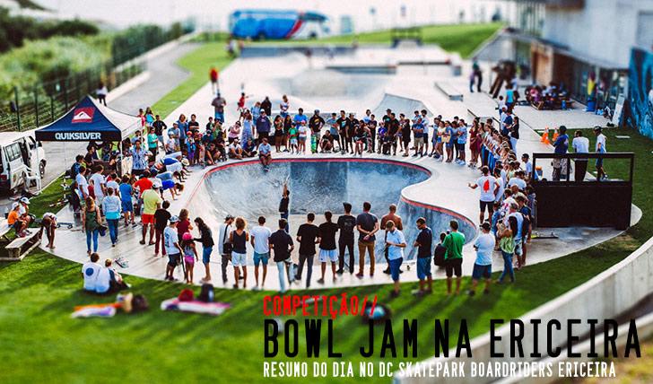 7091Bowl Jam na Ericeira|Resumo do dia de competição