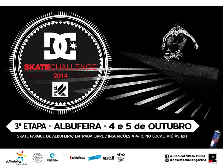 DC SKATE CHALLENGE by FUEL TV_3ªEtapa
