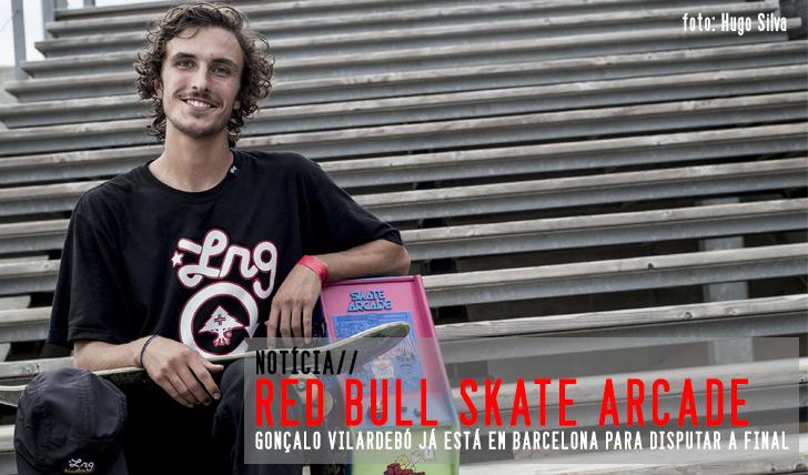 7217Gonçalo Vilardebó já está em Barcelona para disputar a final do RED BULL Skate Arcade