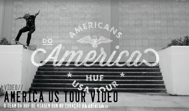 7519HUF Americans Do America US Tour Video || 6:16