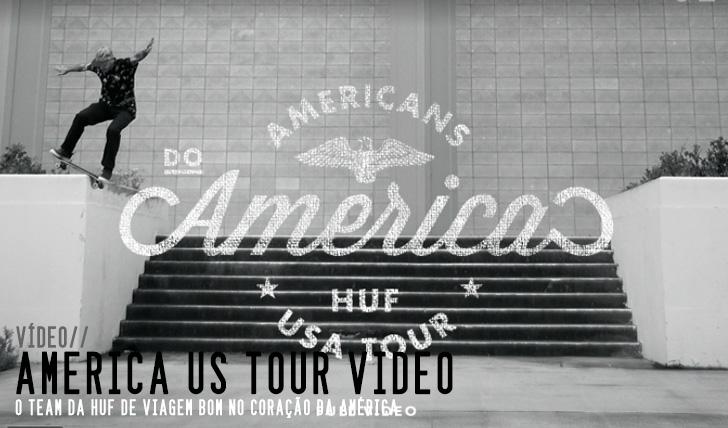7519HUF Americans Do America US Tour Video || 6:16