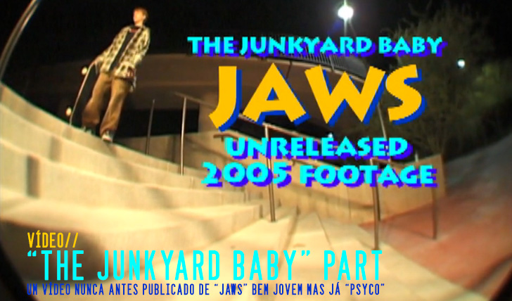 "7534Jaws ""The Junkyard Baby"" Part 