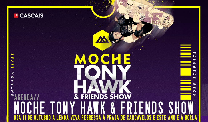 7553MOCHE Tony Hawk & Friends Show 2014