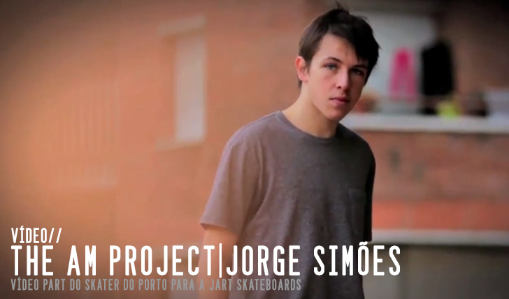 7296JART – The AM project Jorge Simões|| 3:33