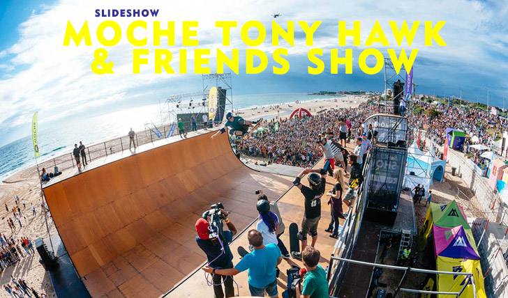 7747MOCHE Tony Hawk & Friends Show|O Slideshow