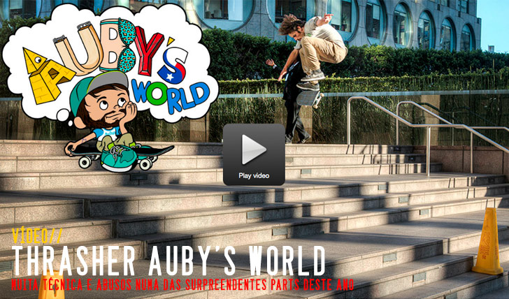 7853THRASHER Auby's World Part||6:02