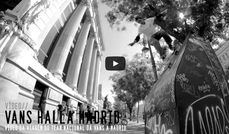 7920VANS Portugal|Halla Madrid