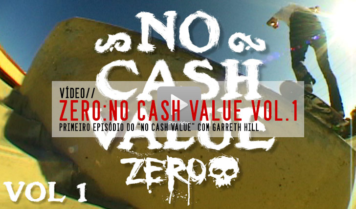 "7912Zero's ""NO CA$H VALUE"" Vol. 1