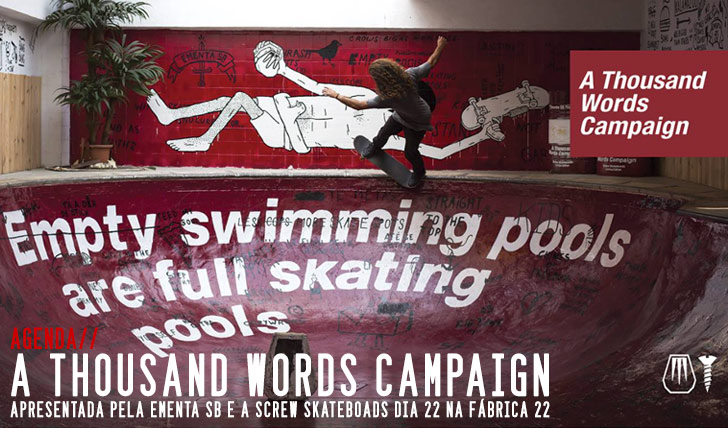 "8009EMENTA SB Presents ""A Thousand Words Campaign"""