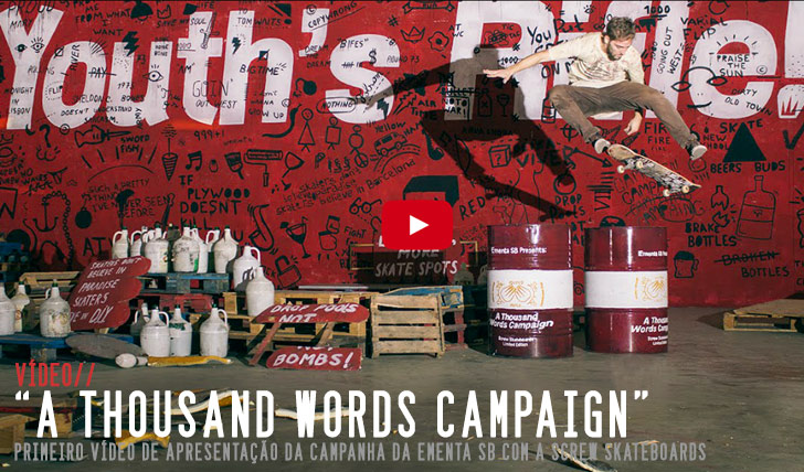 "8133Ementa SB presents ""A Thousand Words Campaign""