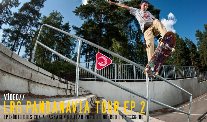 7992LRG Pandanavia Tour Ep. 2||3:28