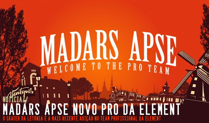 8051Madars Apse novo PRO da ELEMENT