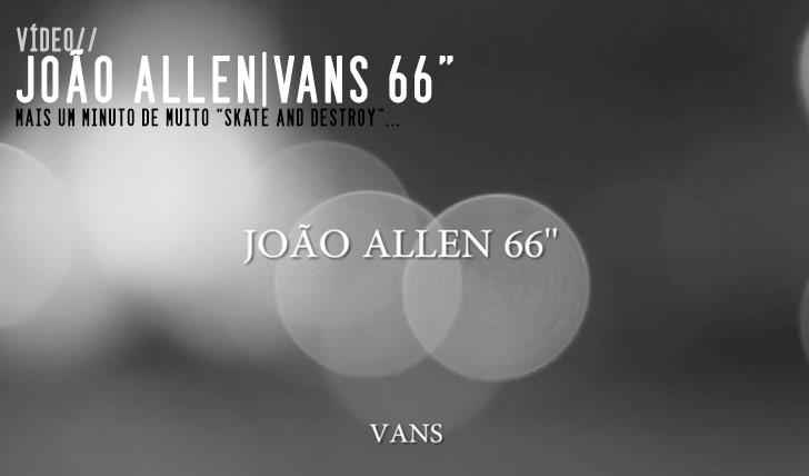 8042VANS| João Allen 66″||1:06