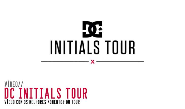 8233DC SHOES : INITIALS TOUR||3:47