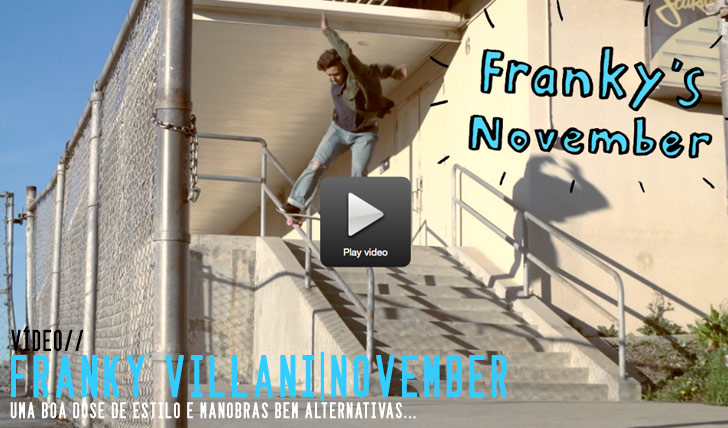 "8291Franky Villani's ""November"" Part