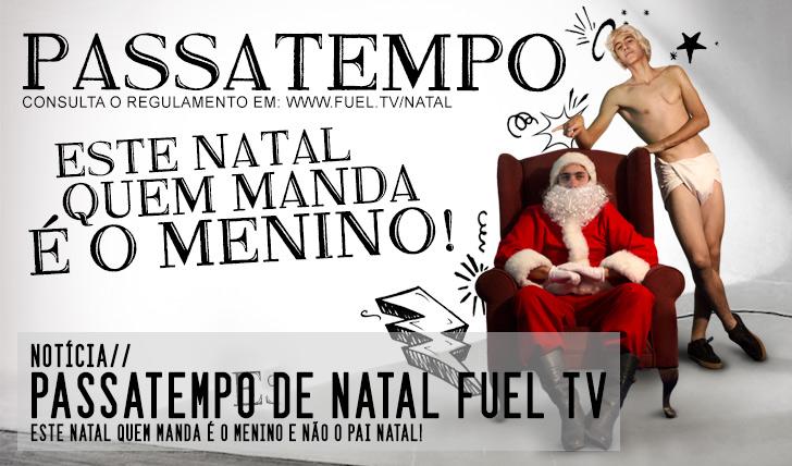 8256Passatempo de Natal FUEL TV