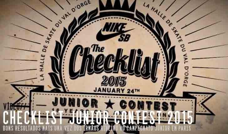 8447Checklist junior Contest 2015|| 5:24