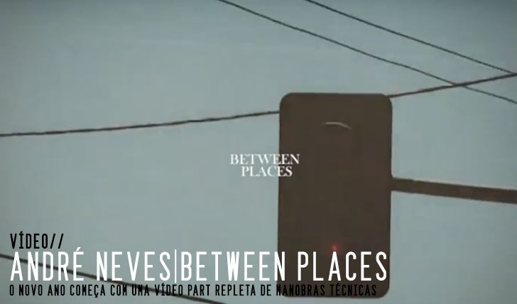 8310Between Places | Andre Neves||2:45