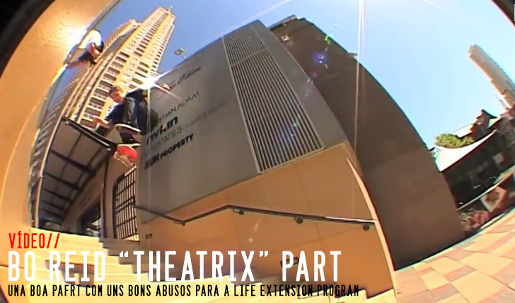"8389Bo Reid's ""Theatrix"" Part