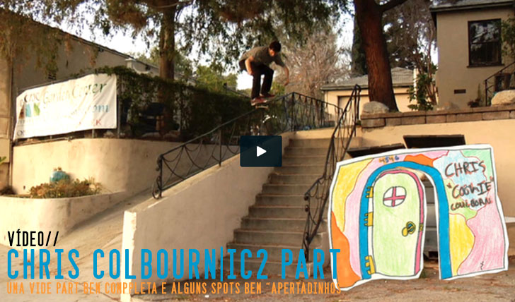 8410Chris Colbourn | IC2 Part || 3:19