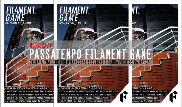 8345Passatempo FILAMENT GAME