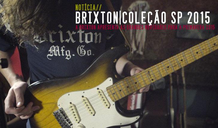 8583BRIXTON| Coleção Spring 2015 Lookbook
