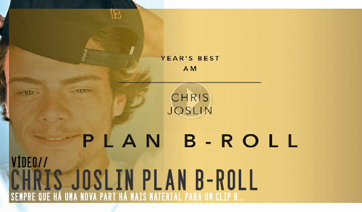 8509Chris Joslin Plan B-Roll||3:04