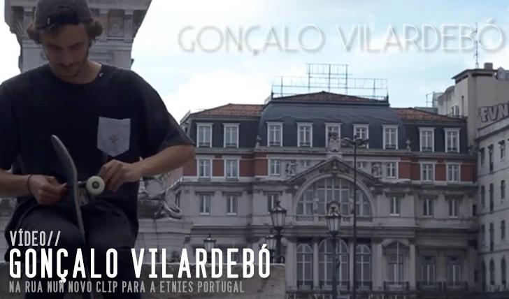 8550ETNIES|Gonçalo Vilardebó – Street Sessions # 1||1:33