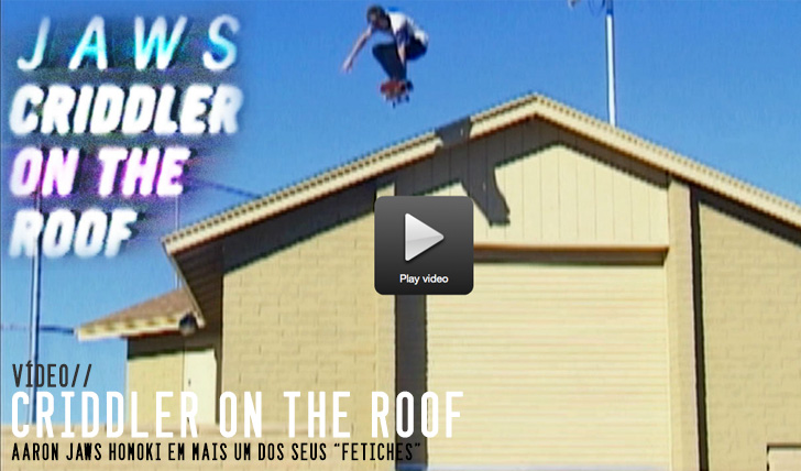 "8573Jaws' ""Criddler On The Roof"" Part