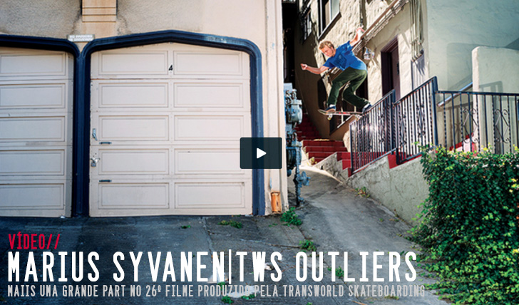 8601Marius Syvanen in Outliers||4:04
