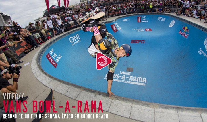 8594Highlights from VANS Bowl-A-Rama in Buondi||4:43