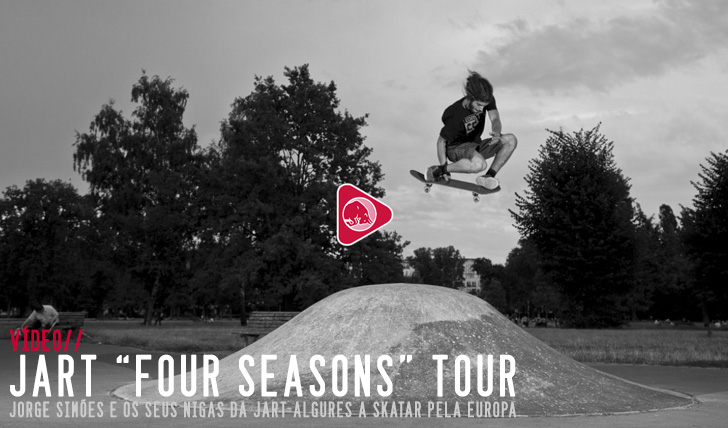 8689JART 'Four Seasons' European tour||5:00
