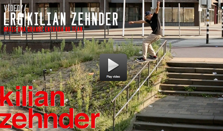 "8692Kilian Zehnder's ""Welcome to LRG"" 