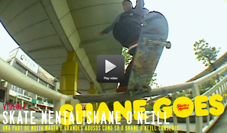 "8616Shane O'Neill's ""Shane GOES"" part