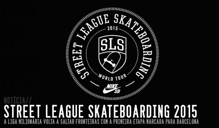8874Street League 2015|Cidades e datas das etapas já revelados