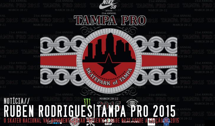8733Ruben Rodrigues mais uma vez no TAMPA PRO 2015