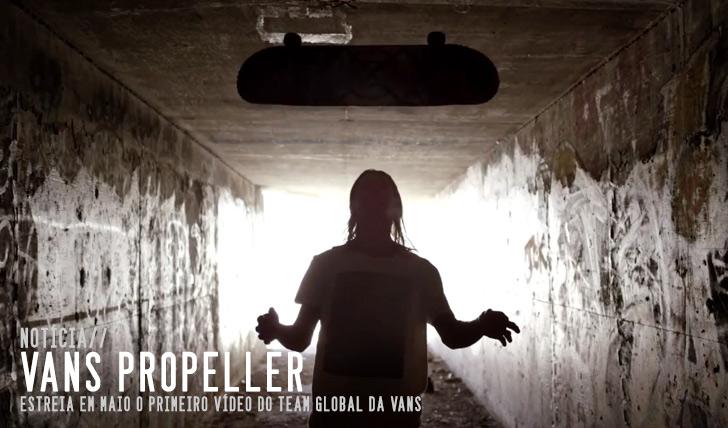 8717VANS Propeller| Premiére Maio de 2015