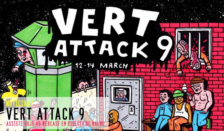 8698VERT ATTACK 9 – LIVE WEBCAST|14 Março