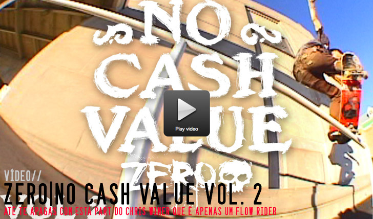 "8722Chris Wimer ""No Cash Value""