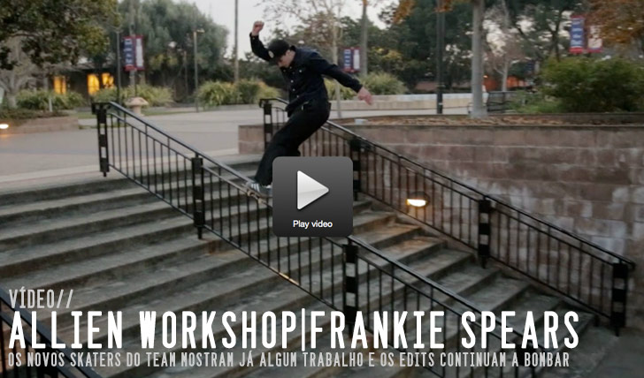 9171Frankie Spears: Alien Workshop Resurface Underground III||2:12