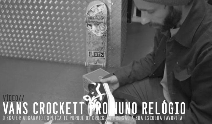 9168Vans Crockett Pro//Nuno Relógio||1:38