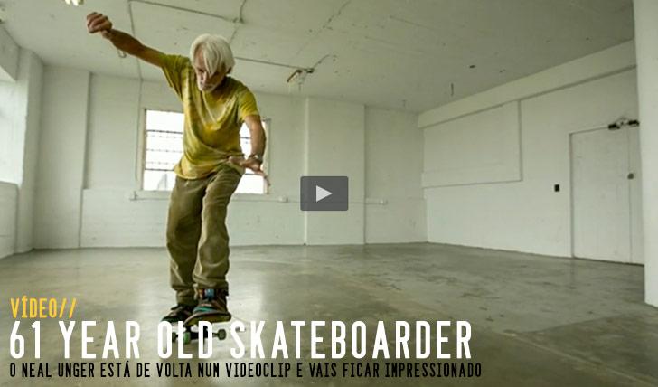 9434Neal Unger skater de 61 anos num vídeo clip