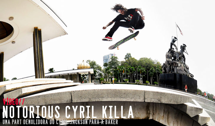 "9268Cyril Jackson ""Notorious Cyril Killa"" Part