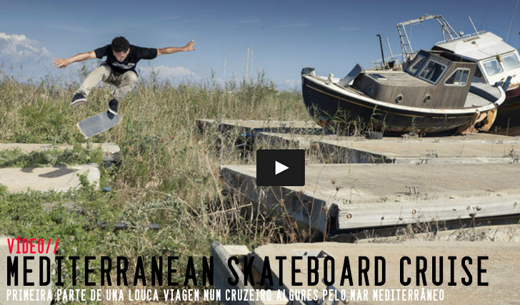 9245The Mediterranean Skateboard Cruise Part 1||5:57