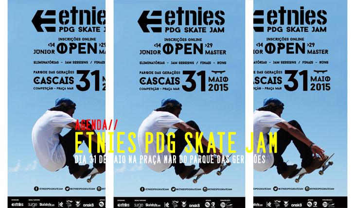 9454ETNIES PDG Skate Jam|31 de Maio Parque das Gerações
