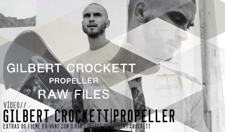 "9441Gilbert Crockett's ""Propeller"" Raw Files